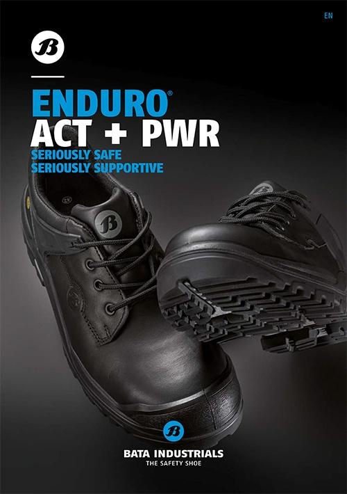Enduro brochure cover