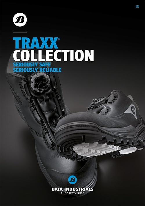 Traxx brochure cover