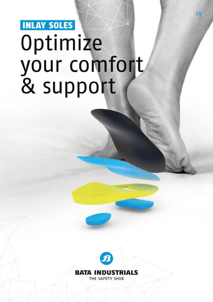Inlay Soles brochure cover