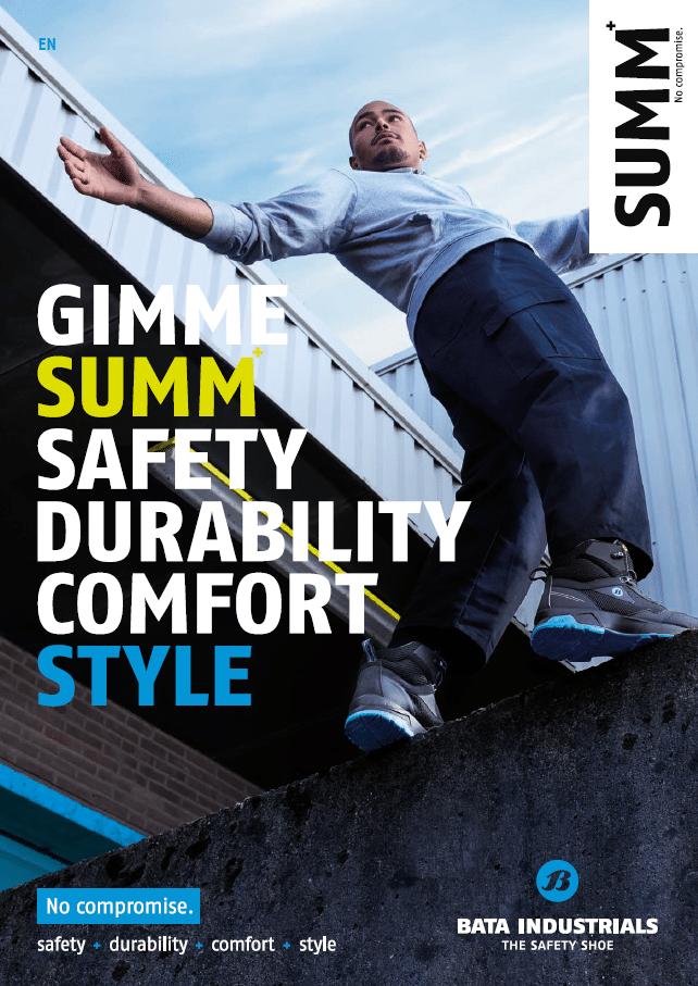 SUMM Brochure cover